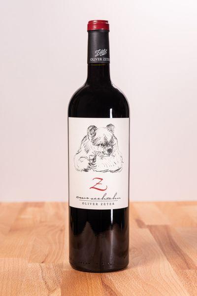 Rotweincuvée Z