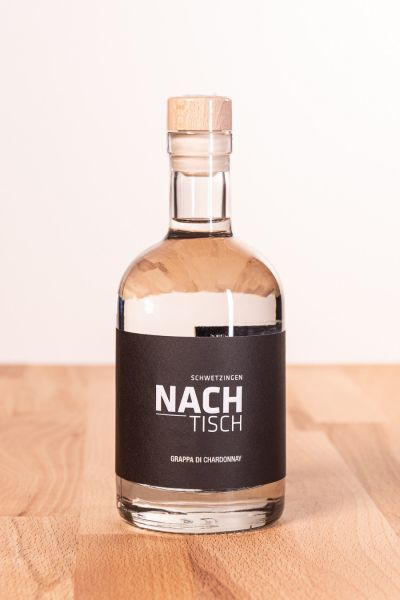 "Grappa di Chardonnay ""Nachtisch"""