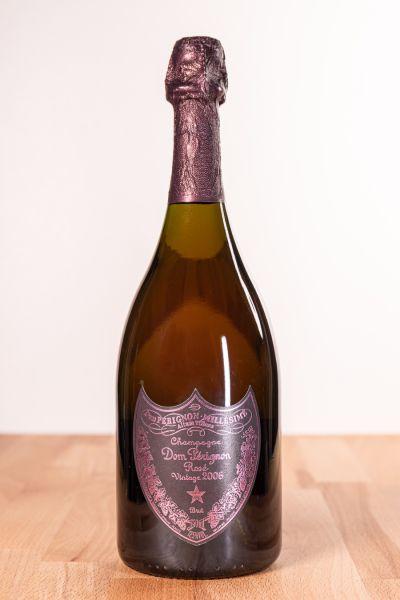 Dom Pérignon Rosé Vintage
