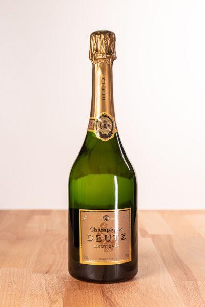 Champagner Millésime