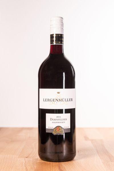 Dornfelder  1 Liter