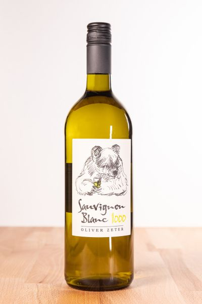 Sauvignon blanc 1000 1 Liter